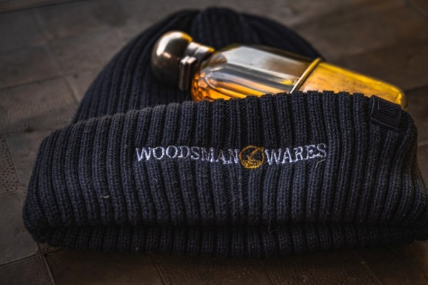 Old Sea Captain Wool Beanie