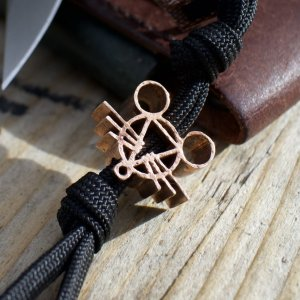 Giant-Mouse-Copper-Lanyard-Bead
