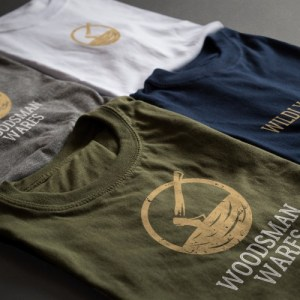 Woodsman Tee Shirt
