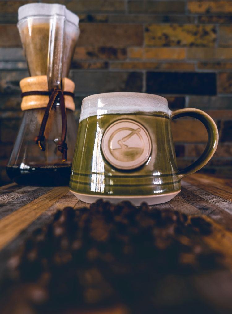Woodsman Hobbit Mug