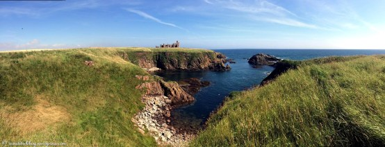 Cruden Bay / Slain Castle