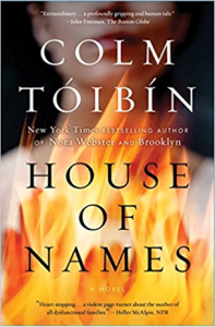 house-of-names-colm-toibin-woodstock-bookfest