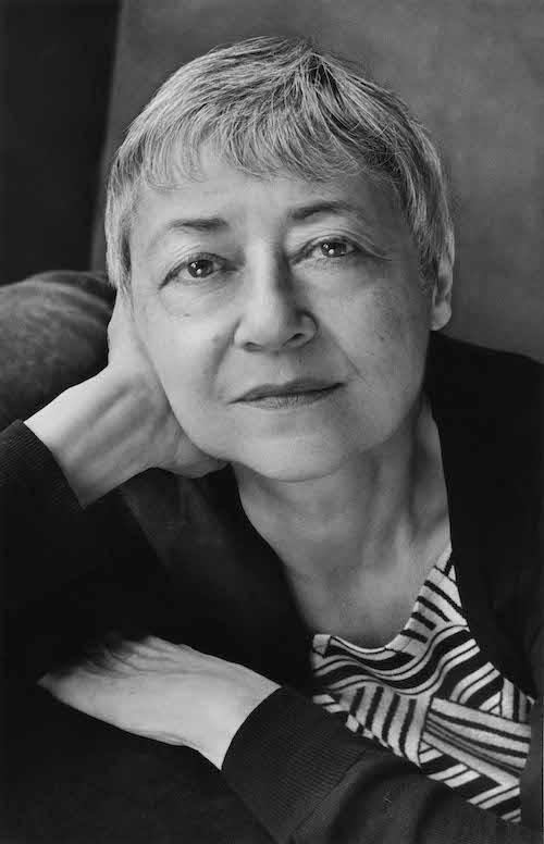 Sigrid Nunez 2017 (c) Marion Ettlinger-Woodstock-Bookfest-2019