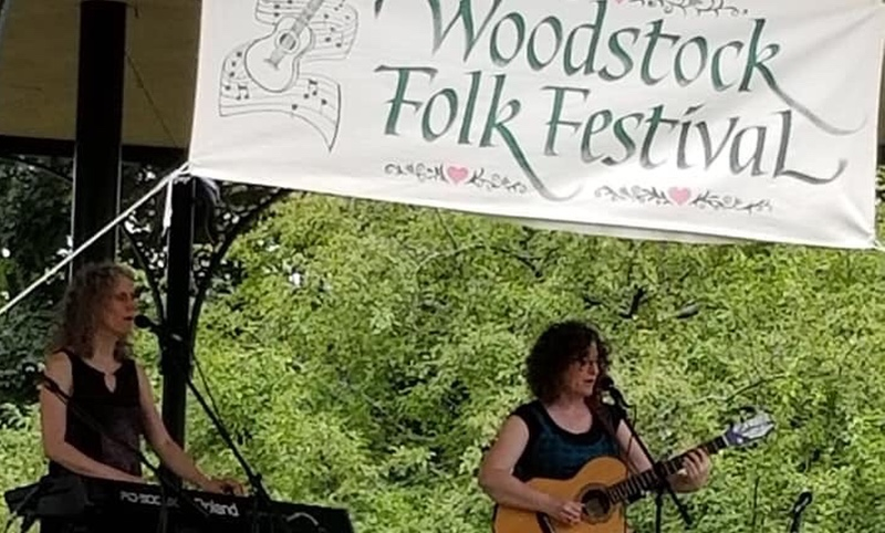 The 2021 36th Annual Woodstock Folk Festival comes to you Sunday, July 18, 2021, 1pm/CDT.