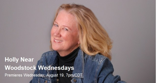 Holly Near | Woodstock Wednesdays | Premieres August 19, 2020, 7pm/CDT