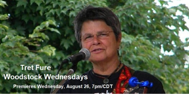 Tret Fure | Woodstock Wednesdays | Premieres August 26, 2020, 7pm/CDT