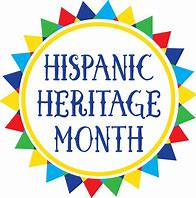 Image result for free downloadable logo for national hispanic heritage month