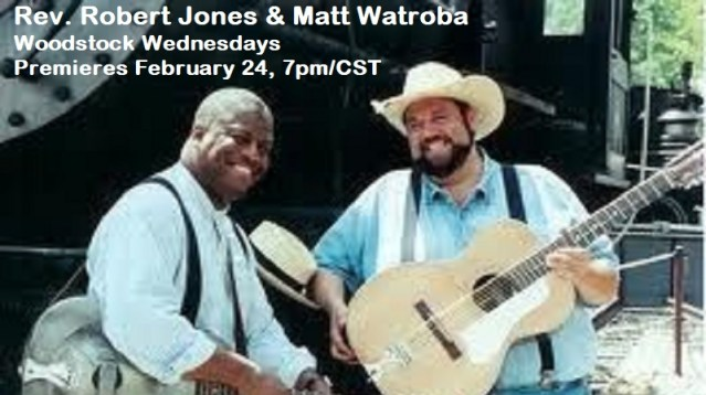Rev. Robert Jones & Matt Watroba | Honoring Black History Month