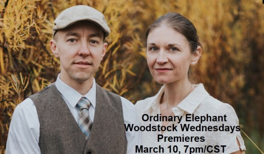 """2017 Artist of the Year, International Folk Music Awards.The Associated Press says of Ordinary Elephant, """"...one of the best Americana albums of the year."""""""