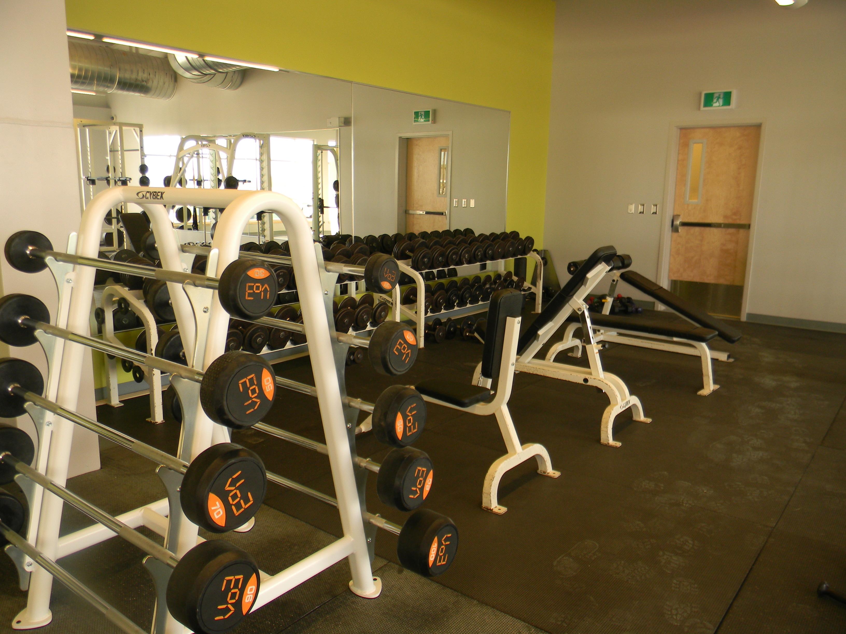 Fitness Centre | Woodstock NB Recreation