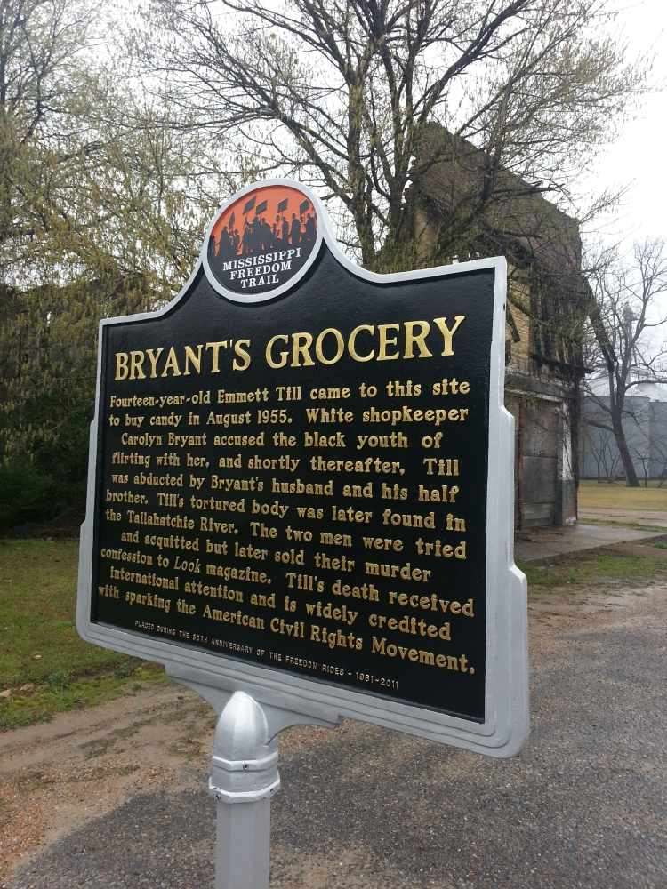Roy Bryant Grocery Store