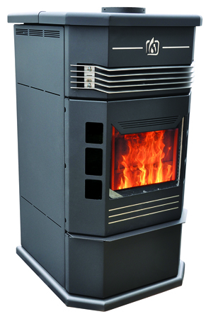 Pictures Of Gravity Fed Pellet Stoves