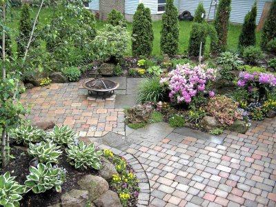 Landscape Design Spencerport- Hilton-Greece NY