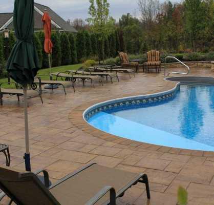 Inground Pool Rochester NY