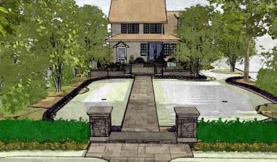 Landscape Renovation & Landscape Design Rochester NY