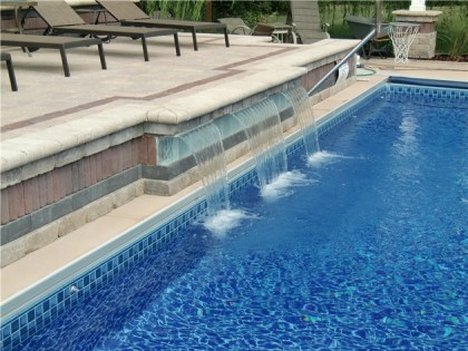 Inground Pool costs Rochester NY