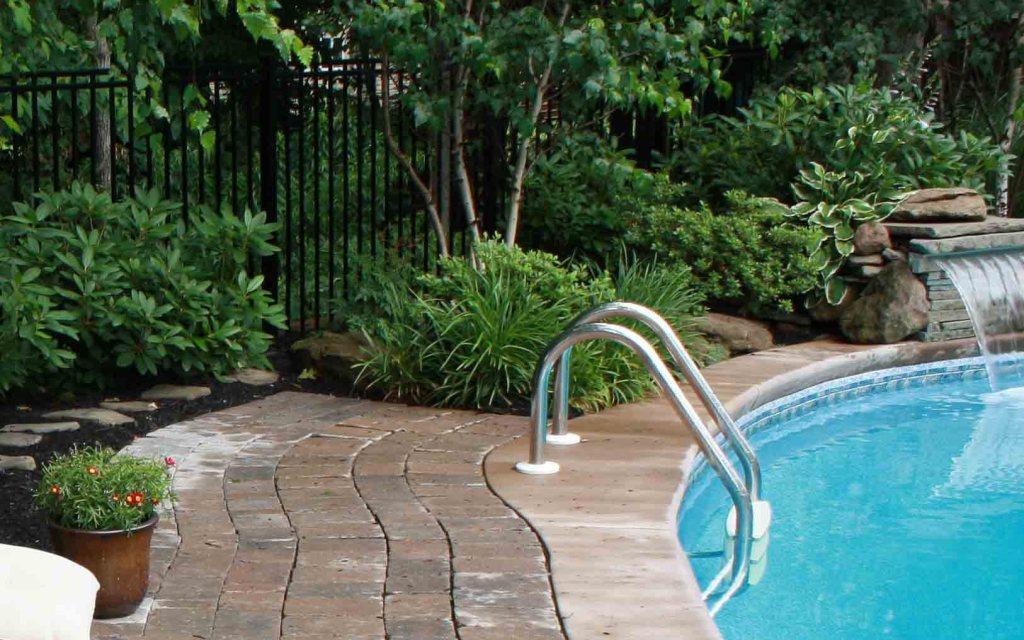 Pool design example