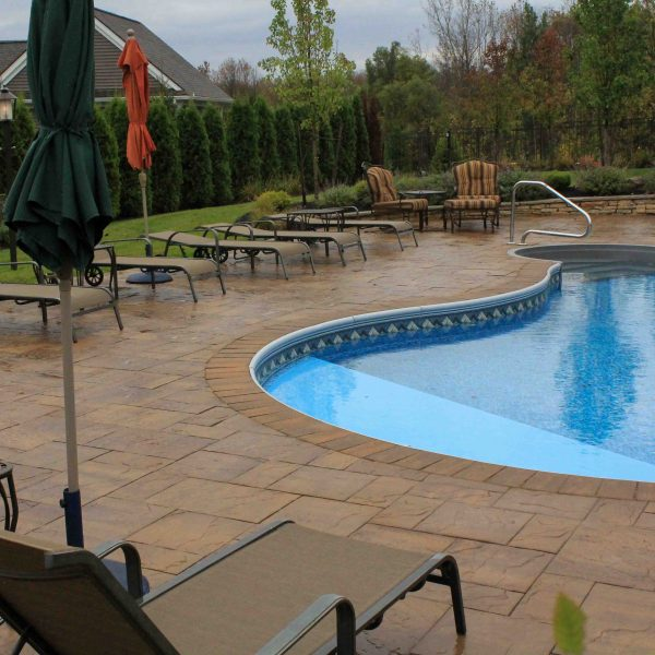 Pool design example Rochester NY