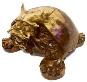 龍龜 黃金樟樹瘤