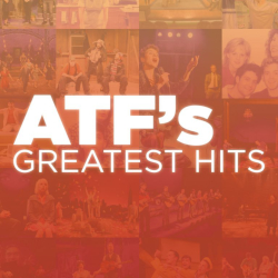 ATF Show Poster for 'ATF's Greatest Hits'