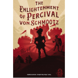 Poster for ATF Show The Enlightenment of Percival Von Schmootz