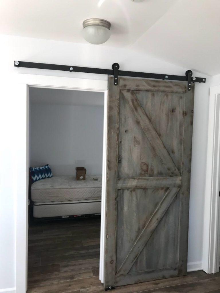 custom barn doors nj new jersey rustic barn doors wood on Rustic Gray Barn Door id=46477
