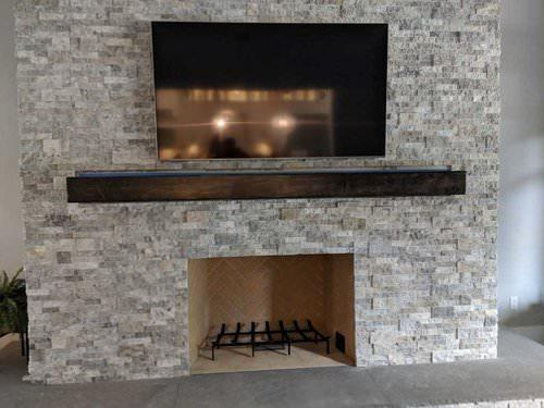 Wood Fireplace Mantels Shelves Nj Barn Reclaimed Rustic Look