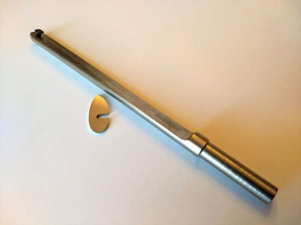 Half Round Tool Bar & Large Teardrop Cutter Bundle
