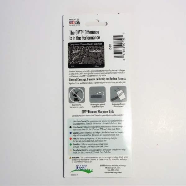 "DMT 3"" Dia-Sharp® Credit Card Sized Sharpener"