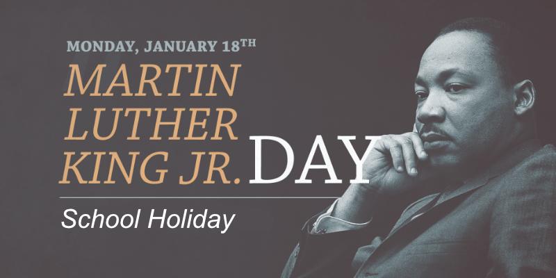 MLK Holiday Slide