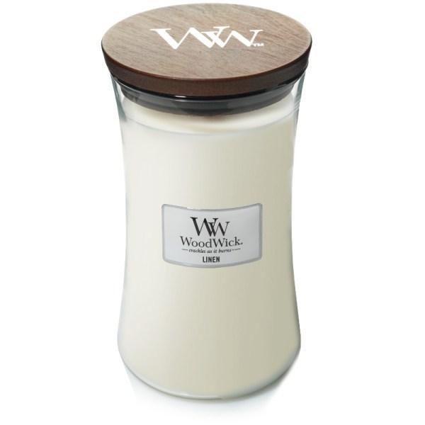93135 Linen Large Jar silho