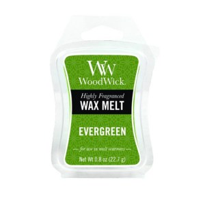 Evergreen-57142E WoodWick Mini Wax Melt