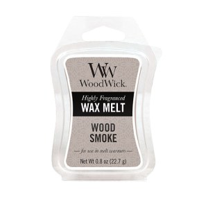 Wood-Smoke-57075 WoodWick Mini Wax Melt