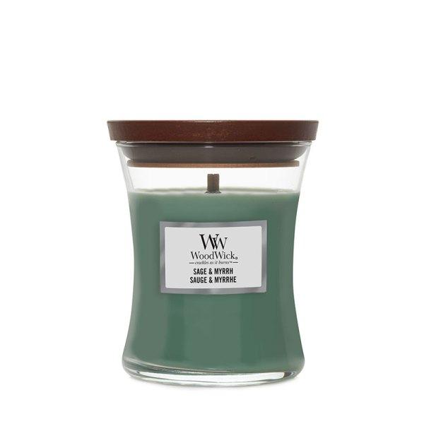 Sage and Myrrh Medium Hourglass lid