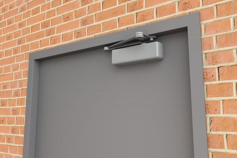 LCN 4040XP CUSH Arm   Woodwood Door Controls