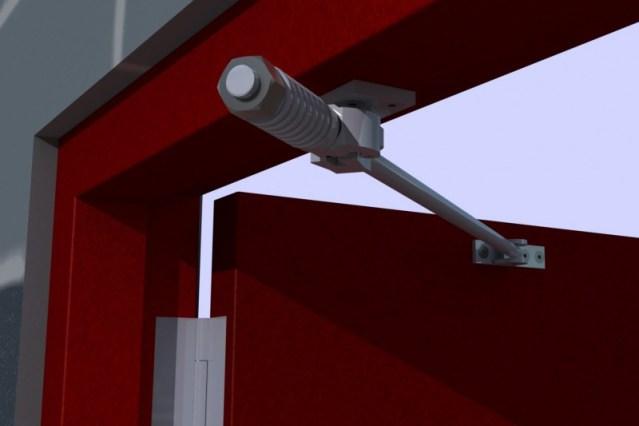 7000 Series Door Stay | Woodwood Door Controls