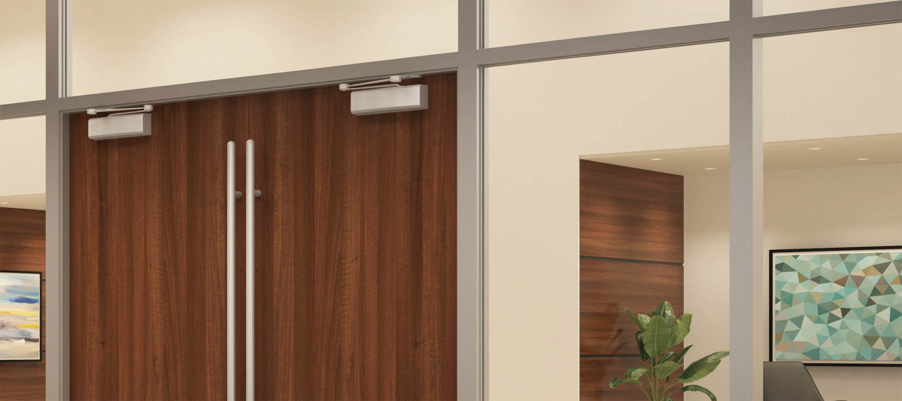 LCN Door Closers | Woodwood Door Controls