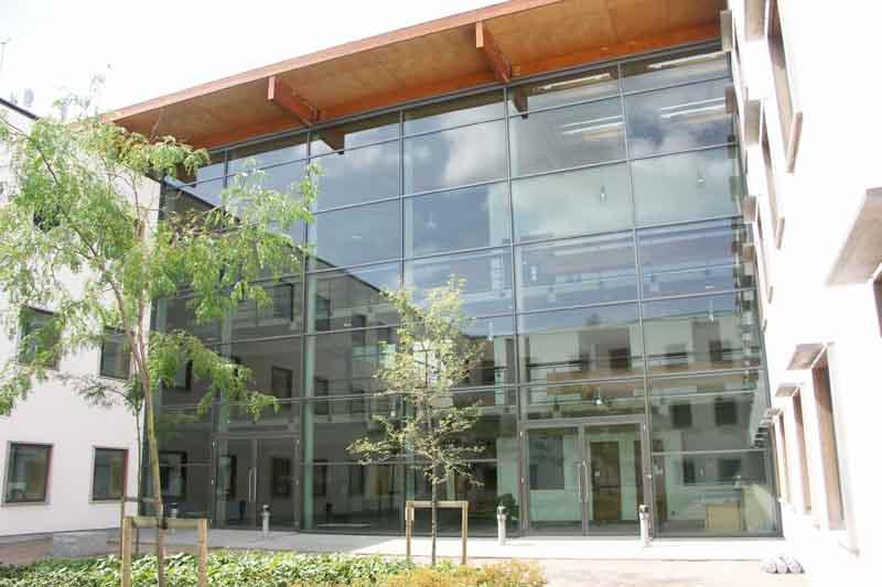 Bill Gates Laboratory | Woodwood Group