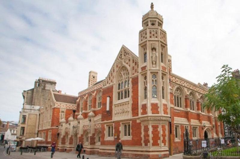 St John's College Divinity School | Woodwood Group