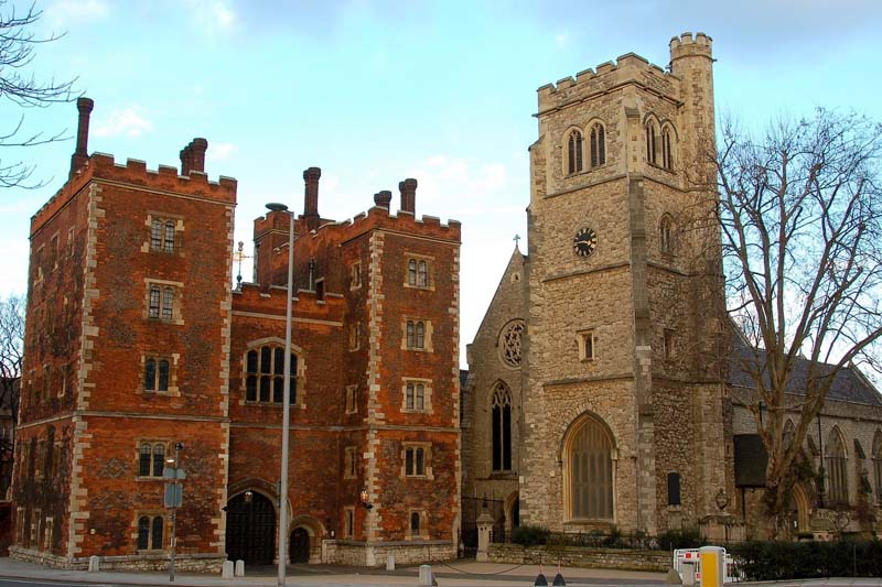 Lambeth Palace | Woodwood Group