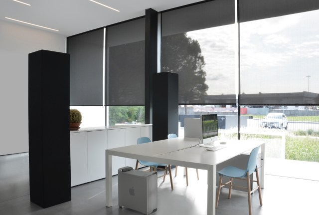 Free Standing Acoustic Elements | Woodwood Group