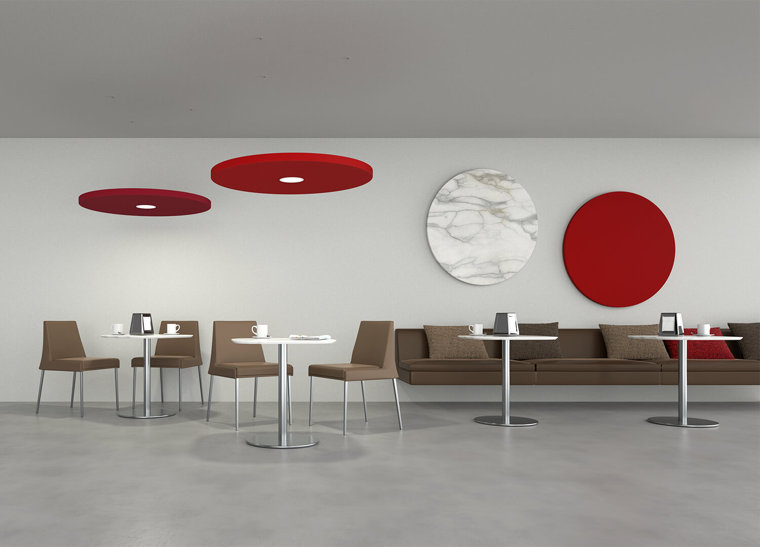 Caruso Dot Acoustic Panels | Woodwood Group