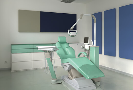 Dentist Acoustics | Woodwood Group