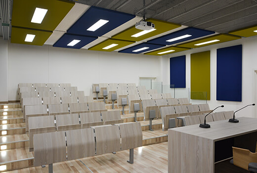 Education Acoustics | Woodwood Group