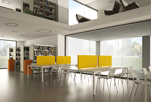 Library Acoustics | Woodwood Group