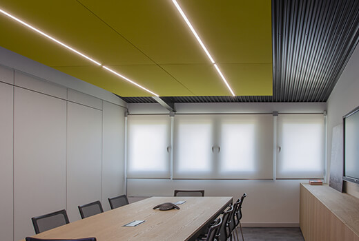 Meeting Room Acoustics | Woodwood Group