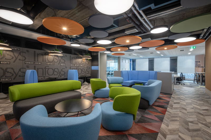 Caruso Dot Acoustic Panel | Woodwood Group
