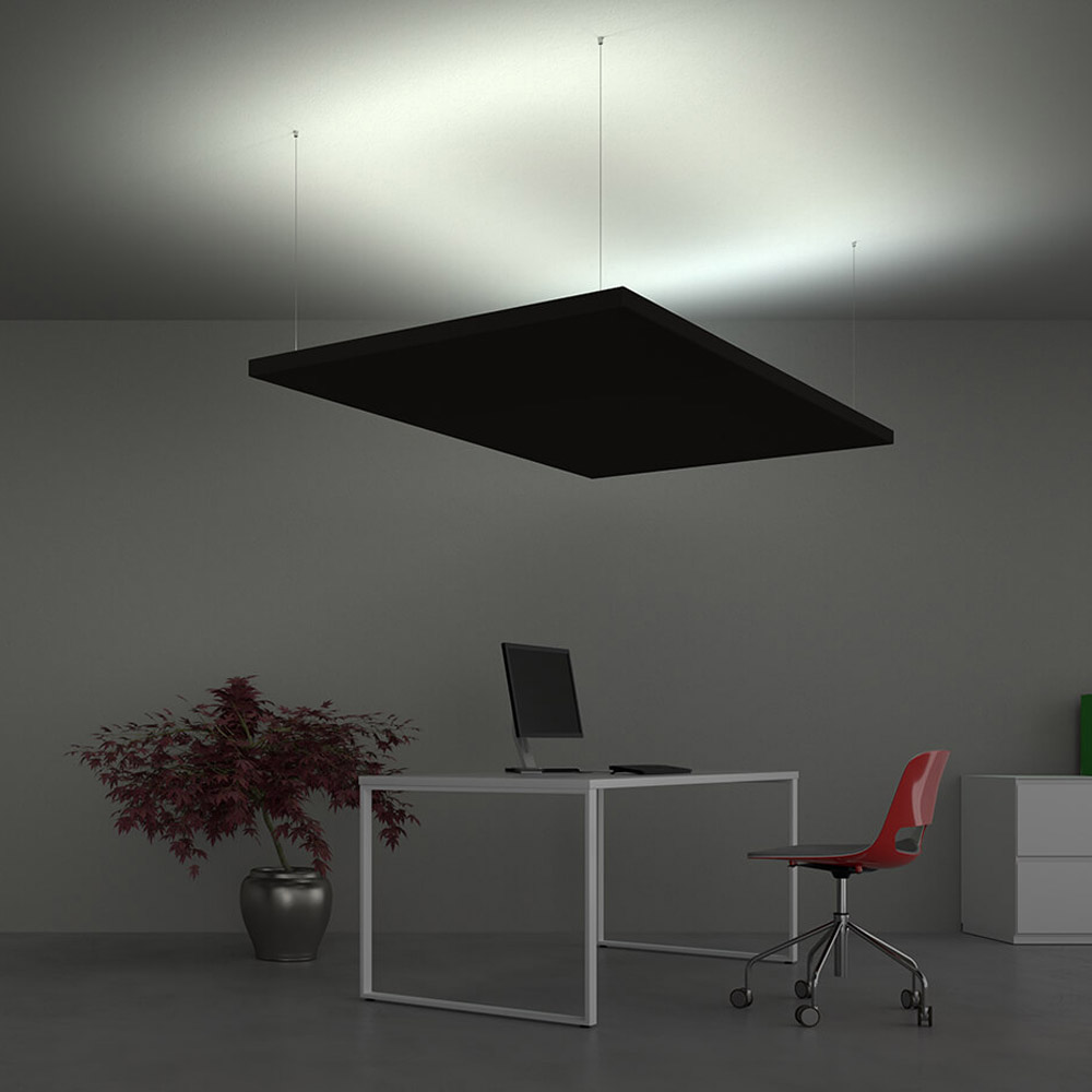 Acoustic Rearline LED Lighting | Woodwood Group