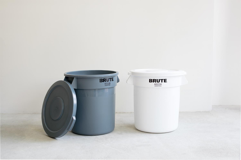 maker's market / Round Brute Container (ラウンドブルートコンテナー)