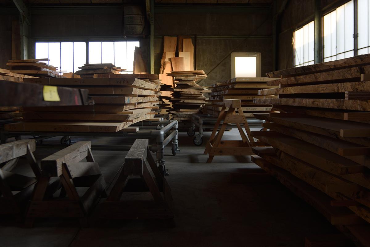 町屋 材料倉庫